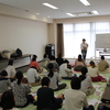 一宮西病院にて『赤ちゃんマッサージ』の講座を開催しました!