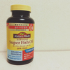 EPA・DHAを手軽に摂取しよう!血中中性脂肪の上昇を抑えるサプリメント、ネイチャーメイドスーパーフィッシュオイル