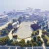 【マイクラ】公園を拡張してみた