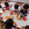 折り紙製作とおもちゃ