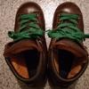 ゴローの靴