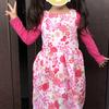 【手作り】H&M風 子供服 ワンピース 作りました!! 和柄生地編