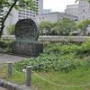 『淀屋の屋敷跡』碑
