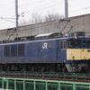 単1770列車にEF64-1019が使用
