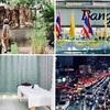 バンコク出張のご報告と今月のサロン運営について
