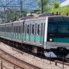 7/19 E233系2000番台マト17編成 NN出場回送(中央線撮影記#201)
