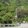 六甲川 山田堰堤上の支谷から長峰山主稜線へ