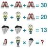 【解答つきクイズ】足し算とかけ算の問題です。注意深くよ~く見てみよう!【頭の体操】