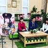 長濱ねる密着特集「長濱ねる騒動記」を放送したNBC長崎放送「あっぷる」スタジオ風景が番組公式ツイッターで公開