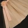 めいっこピアノ発表会用のチュールスカート縫製