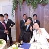【結婚式当日レポ25】披露宴*新郎中座・お姉さんおばあちゃんと
