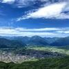 長野県大町市「鷹狩山展望台」からの景色は絶景!