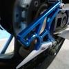 TL1000R用 耐久スタイルスタンドフックプレート