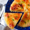 【レシピ】じゃがいもとベーコンのチーズガレット