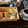 喫茶店モーニング:ビーンズカフェ(三重県伊賀市)