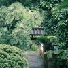 「中岡慎太郎生家」梅雨の風景
