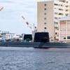 横須賀軍港巡りとカレーを食べ損ね。