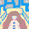 フリゲ感想「のっとり彼女」病室の少女とTwitterで会話するゲーム