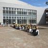 5年生:自転車教室@太洋自動車学校① 教習車から見る