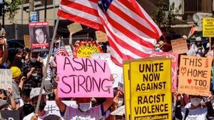 アジア系ヘイトで逮捕された男はlifetime parole中だった!【ニュース音声付き】