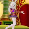 「けしからん」白ウサギで『日誌ツイッターフレンド交流会』に行きました