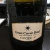 クリスマスに最適。スパークリングワイン【レビュー】『Gran Cuvee Brut VINO SPUMENT BRUT CONTEDOR(白・ロゼ)』イタリア