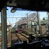 東京都電、桜トラムに乗って
