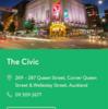 【NZオークランド】映画館はcivicに行っていました。会員になるとお得です♪