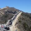 中国旅行中に私が見た万里の長城のを纏めてみました。