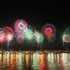 台風接近中!長野県の諏訪湖花火大会は、また雨か。