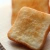 樹脂粘土でこんがりトースト。食パンです~。
