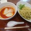 越谷レイクタウン【トマトの花 イオンレイクタウンkaze店】ジェノベーゼトマトつけ麺 ¥780(税別)