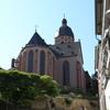 旅の羅針盤:ザンクト・ステファン教会 ※マインツを訪れたら、「シャガールブルーのステンドグラス」は見逃せません!!