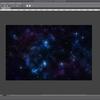 クリップスタジオの「輝度を透明度に変換」で輝度が低い部分を透明化する