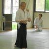山本益司郎先生の呼吸投(呼吸法)のご指導86