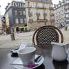人は多いが平和な雰囲気の街、レンヌ。