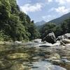 夏の二日間【奥多摩氷川キャンプ場】
