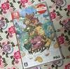 Switch「The Dragon's Trap: Wonder Boy(モンスターワールドII ドラゴンの罠)」のパッケージ版が発売!懐かしノリのリバーシブルジャケ!