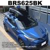 inno BRS625BK x トヨタC-HR inno エアロベースラックXS250 取付/装着事例