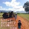 【子連れハワイの楽しみ方】2016 旅行記7日目 〜パワースポット クカニロコ・バースストーン