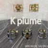 「K plume」サックスリガチャー 関西初 取り扱いいたします♪