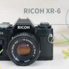 RICOH XR-6の使い方♪