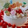 【ショートケーキ】誕生日の祖母へ