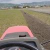 田植えに向けて  田んぼの耕耘とあぜ整備