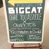 2018/05/11 OGRE YOU ASSHOLE、Okamoto's @ BIGCAT