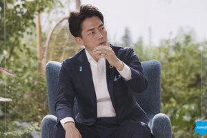 小泉進次郎 環境大臣が語る「企業が環境問題に取り組むべき理由」