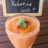 火曜日のジュース「Sweet Valentine Gift!!」