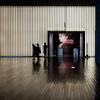 曲線だけじゃない、国立新美術館で直線を探して写真を撮る