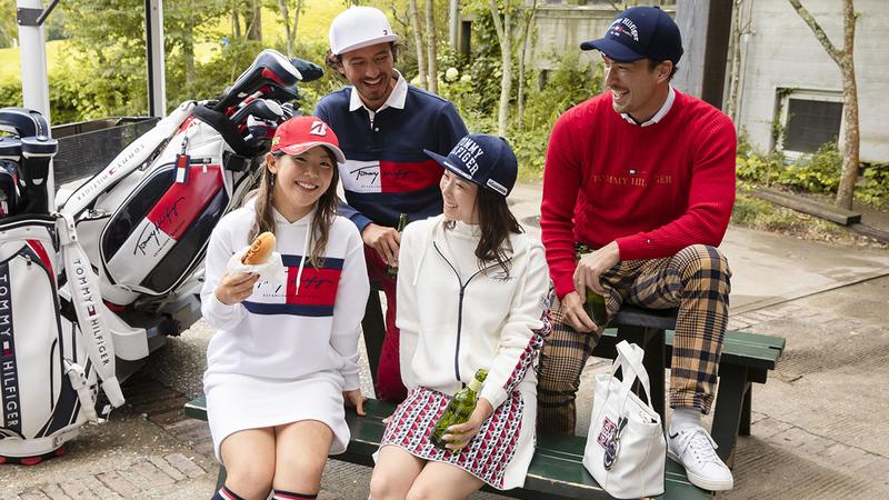 """クラシックな雰囲気を""""今""""にアップデート!トミー ヒルフィガー ゴルフ 2020 Fall編"""