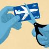WSJが教えるクレジットカード陸マイルのアドバイス: ポイントを最も効率よく利用できるのが旅行、解約をして2年待って再入会すれば入会ポイントが付与される可能性がある、